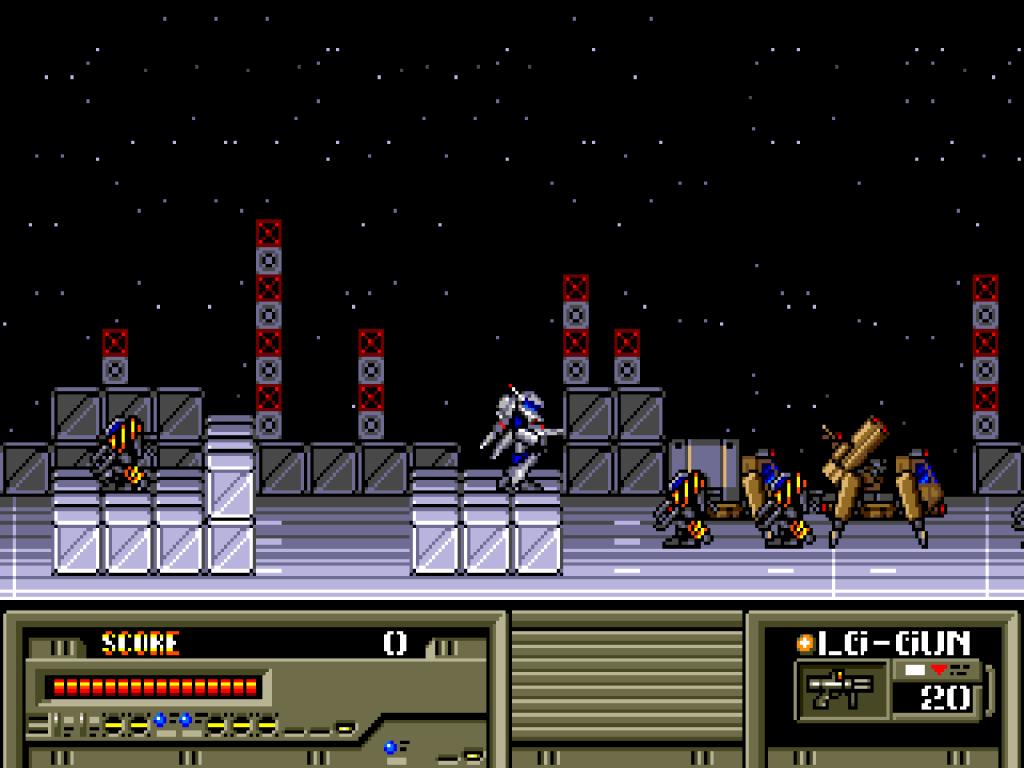 Target Earth Sega Genesis