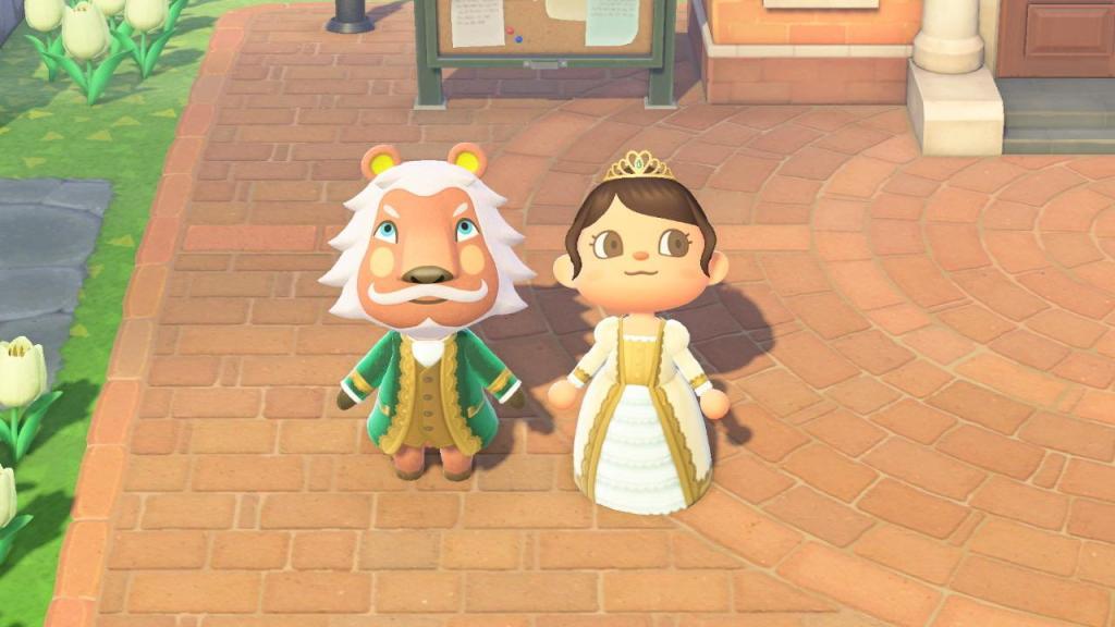 Animal Crossing Lionel