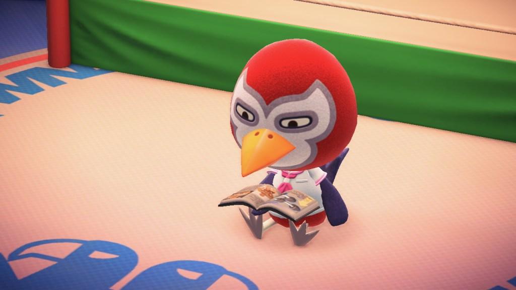Animal Crossing Lucha