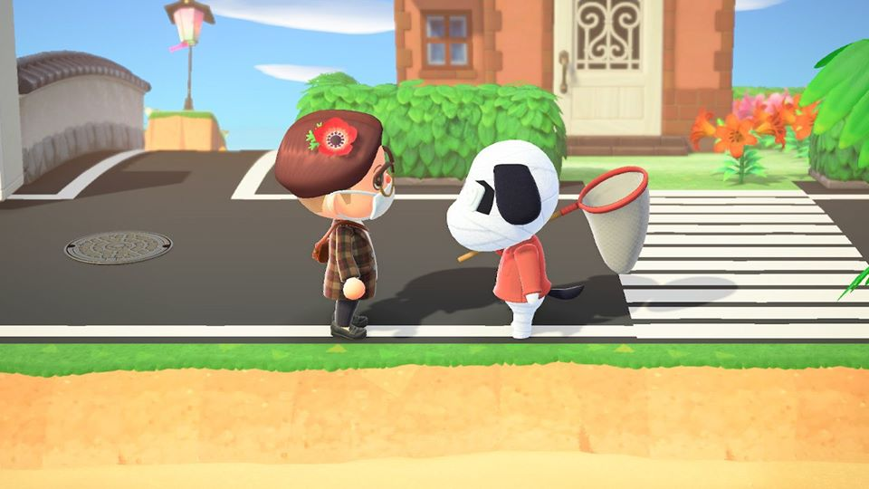 Animal Crossing Lucky