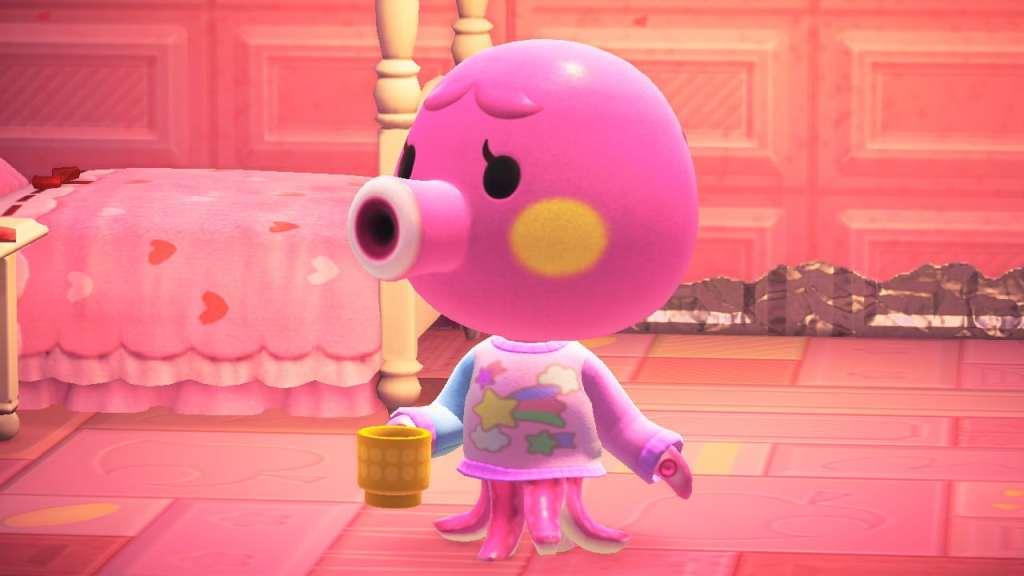 Animal Crossing Marina