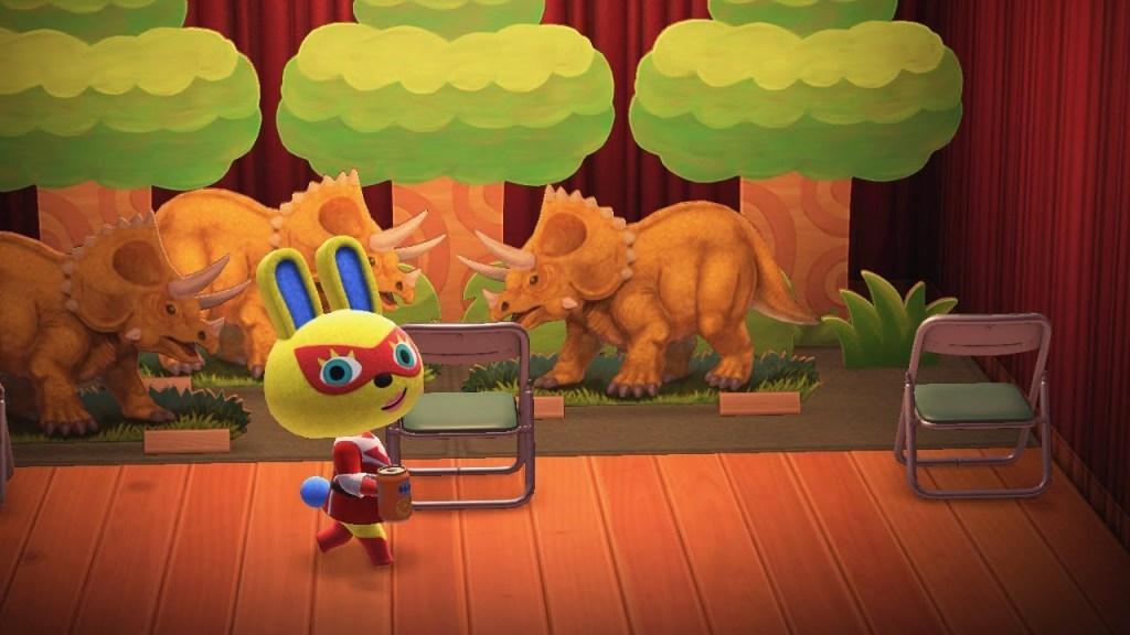 Animal Crossing Mira
