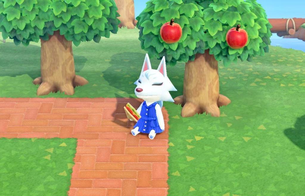 Animal Crossing Whitney