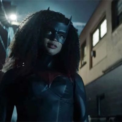 Javicia Leslie as Batwoman in Season 2