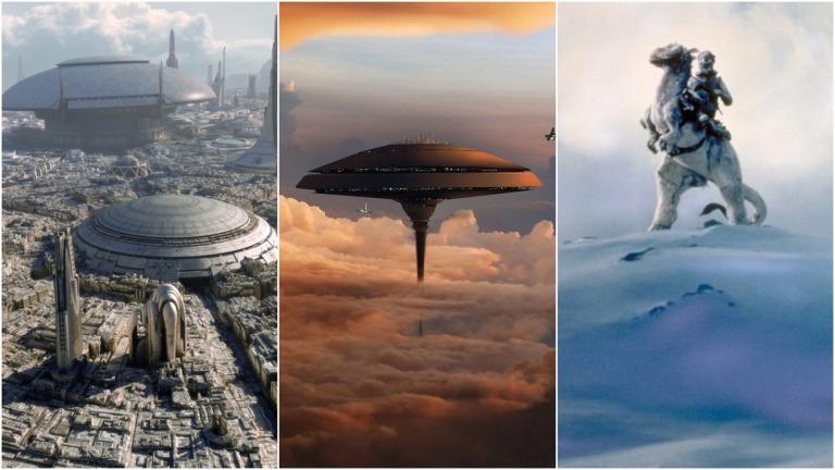 Best Star Wars Planets