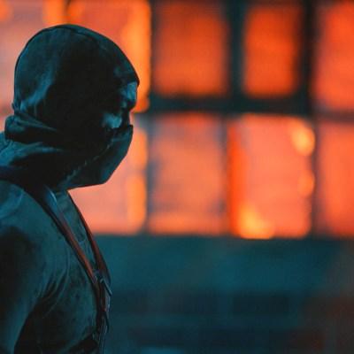 Rico Ball as Ishmael in Black Lightning Season 4