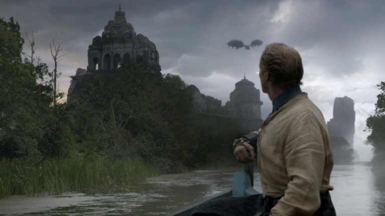 Ruins of Valyria in Game of Thrones
