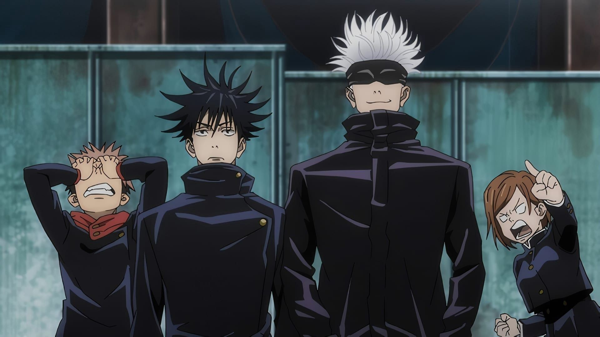 Jujutsu Kaisen Season 2 Part 1 Movies And Their Possible Connections Jioforme