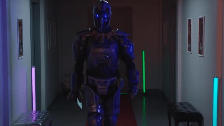 Legends of Tomorrow Season 6 Robot Alien