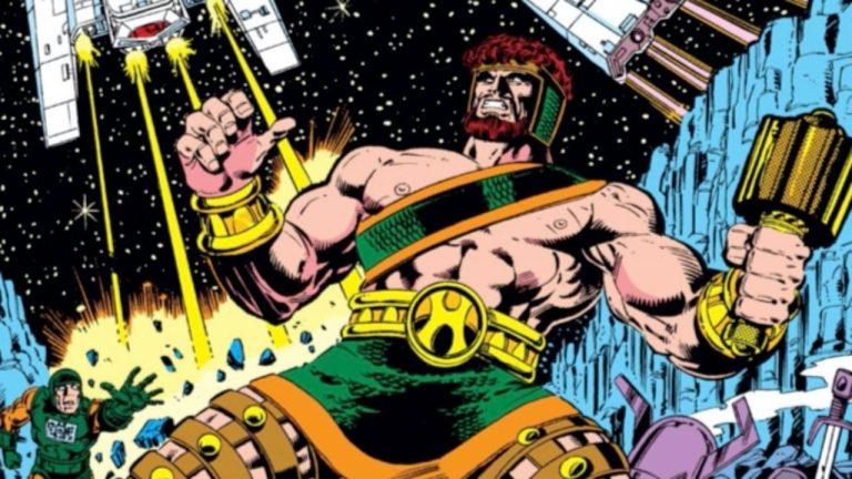 Hercules in Marvel Comics