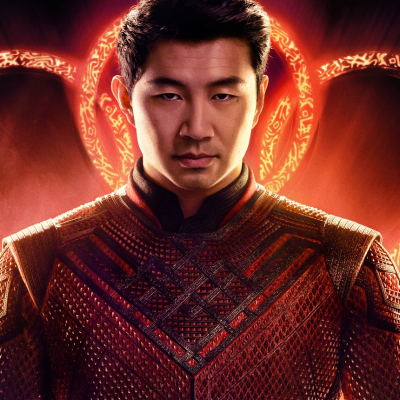 Simu Liu in Marvel's Shang-Chi and the Legend of the Ten Rings