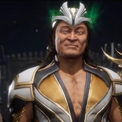 Sindel, Shang Tsung, and Shao Kahn from Mortal Kombat 11