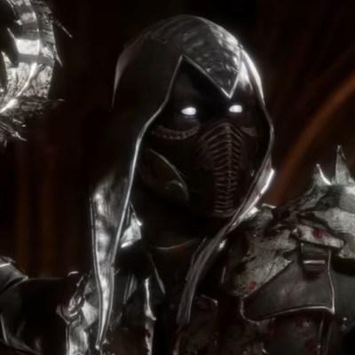 Noob Saibot from Mortal Kombat 11