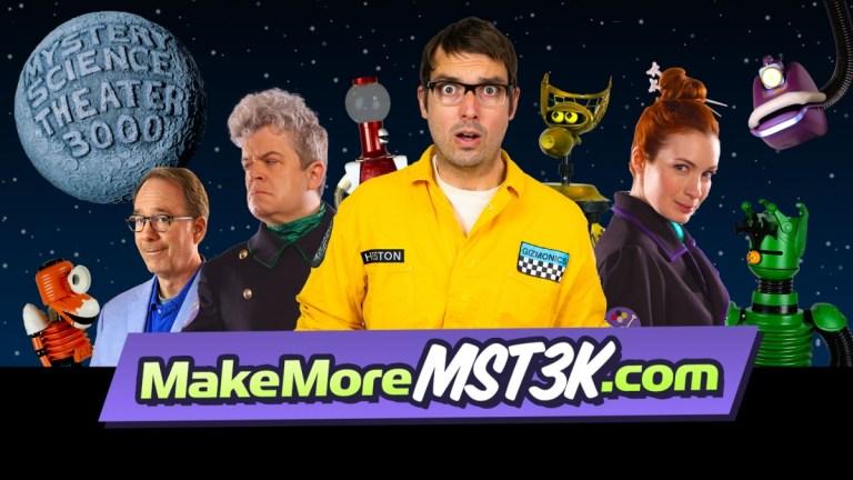 Make More MST3K Kickstarter