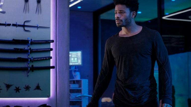 Jordan Calloway as Khalil/Painkiller in Black Lightning