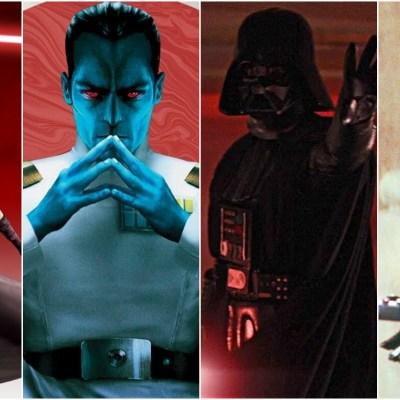 Star Wars Villains