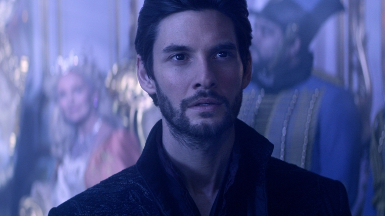 Ben Barnes as the Darkling in Shadow and Bone