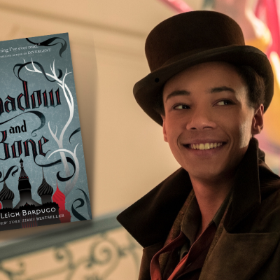 Jesper and the Shadow and Bone Book