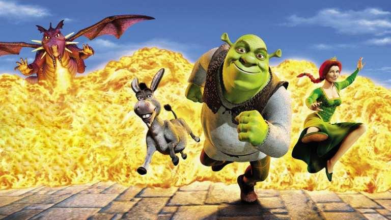 Shrek 2001