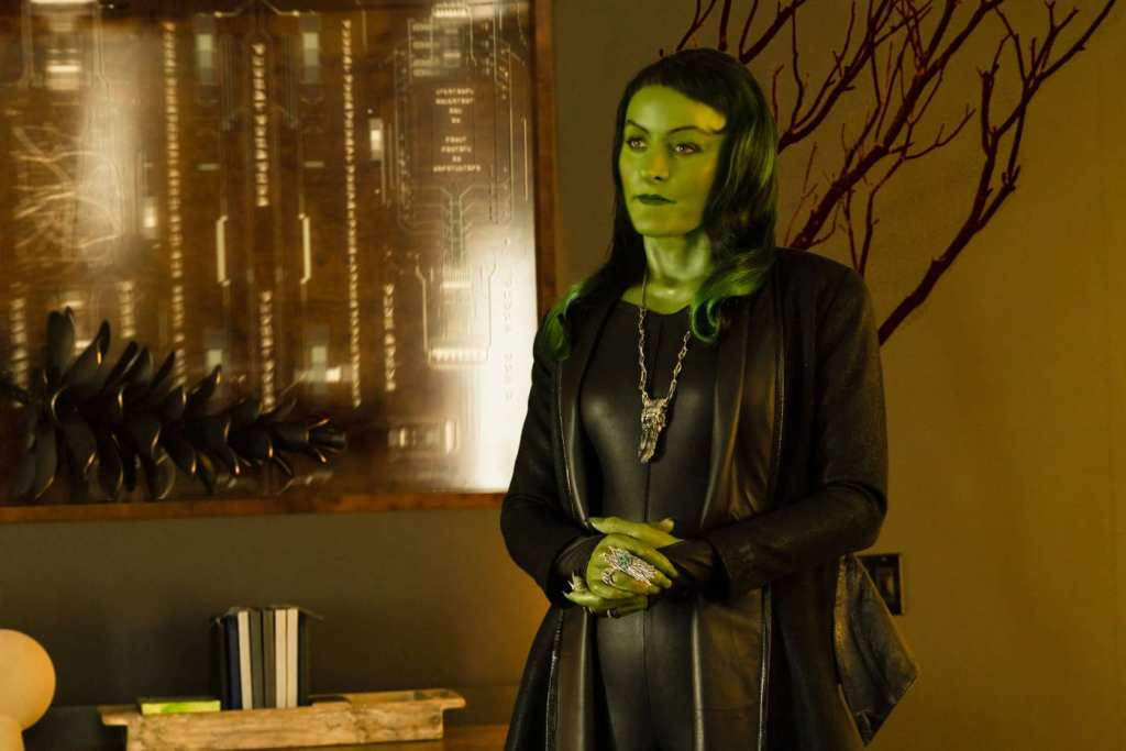 Ossyra in Star Trek: Discovery