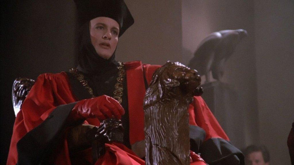 Q in Star Trek: The Next Generation