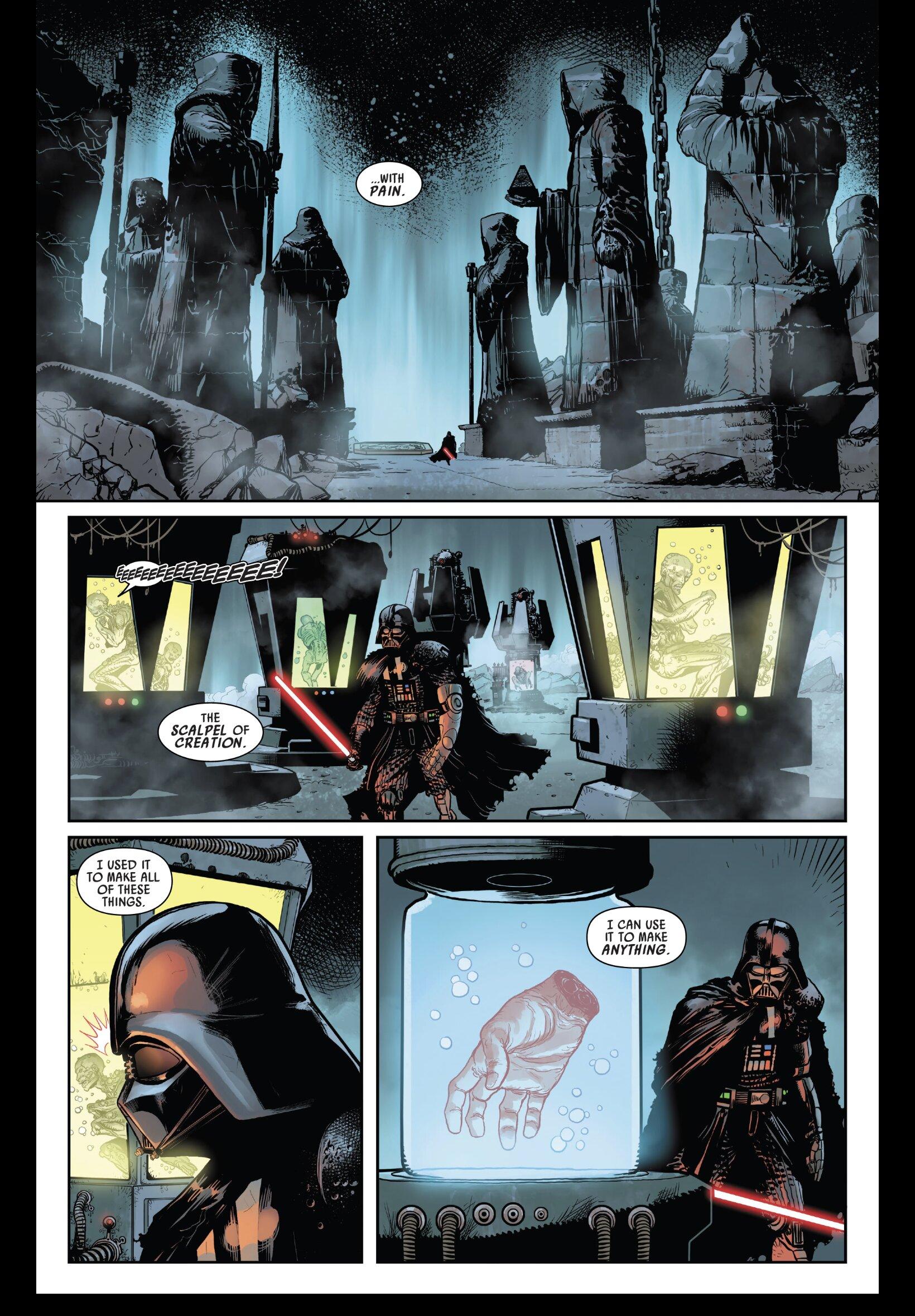 Star Wars: Darth Vader # 11