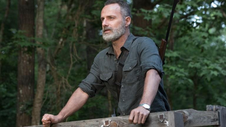 The Walking Dead Rick Grimes