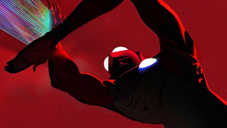 Ultraman Movie art