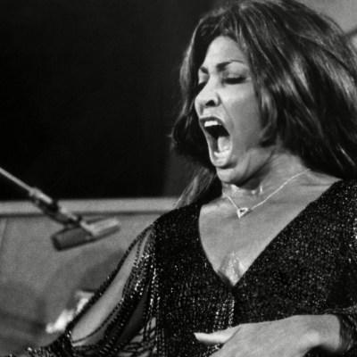 Tina Turner in 1971