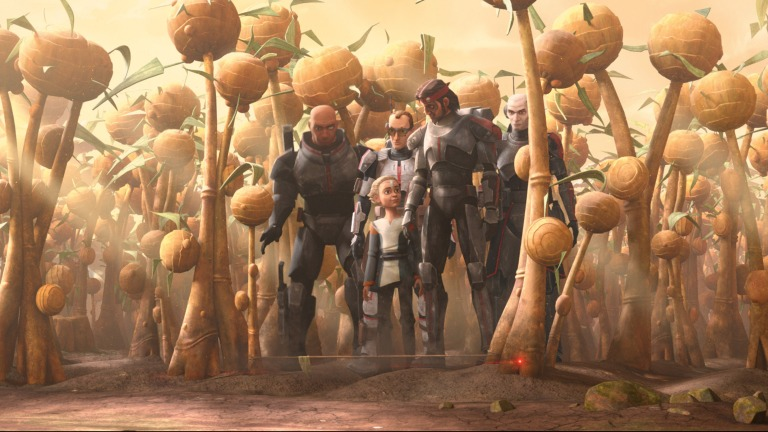 Star Wars: The Bad Batch Episode 2