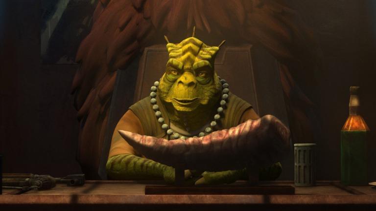 Star Wars: The Bad Batch Cid Rhea Perlman