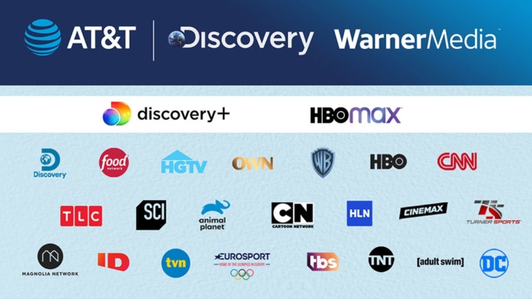 AT&T's Discovery and WarnerMedia Merger