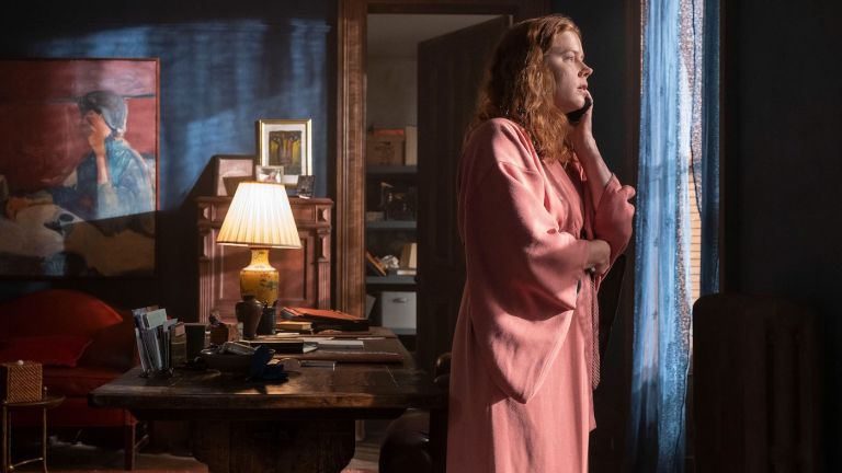 Amy Adams in Joe Wright's The Woman in the Window