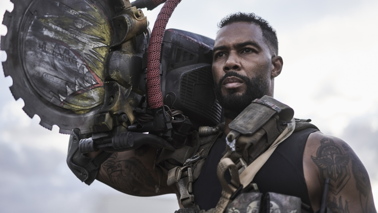 Omari Hardwick in Army of the Dead
