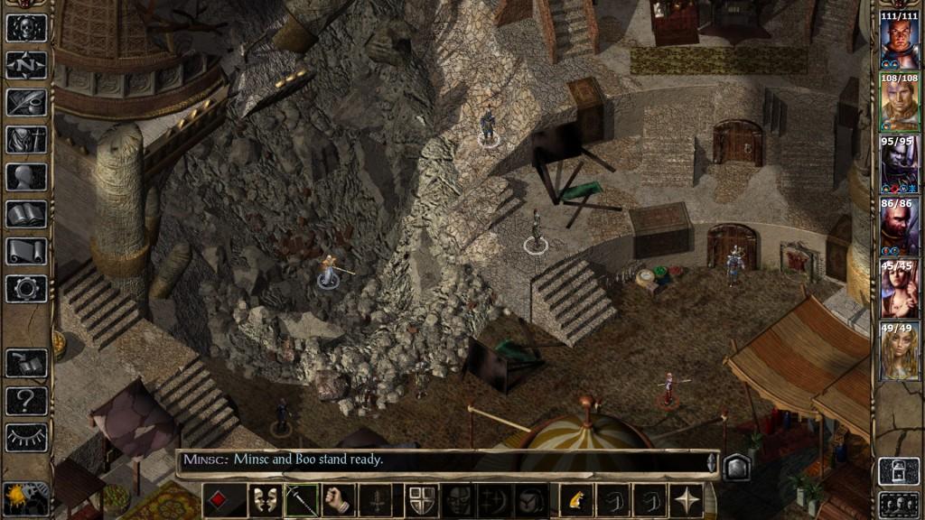 Baldur's Gate 2 RPG