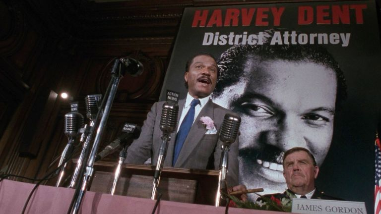 Batman 89 Billy Dee Williams Harvey Dent