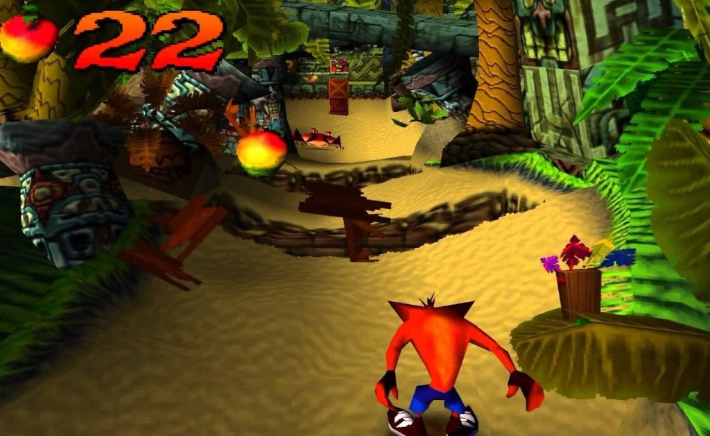 Crash Bandicoot PlayStation One