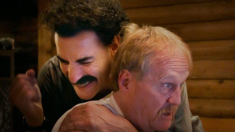 Debunking Borat and American Lockdown