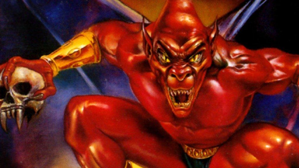 Demon's Crest cover SNES