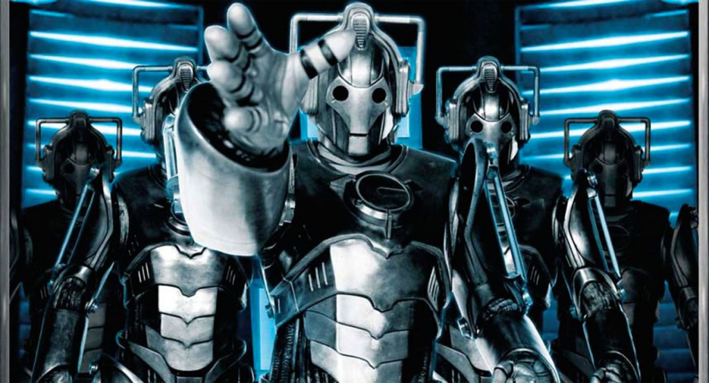 Doctor Who Rise of the Cyberman / The Age of Steel