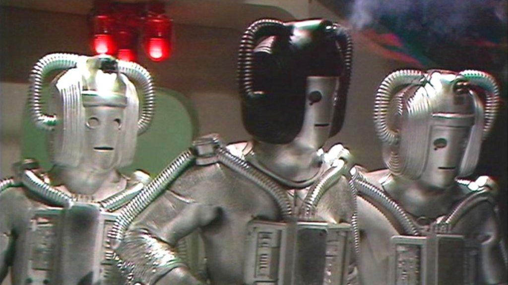 Doctor Who Revenge of the Cybermen