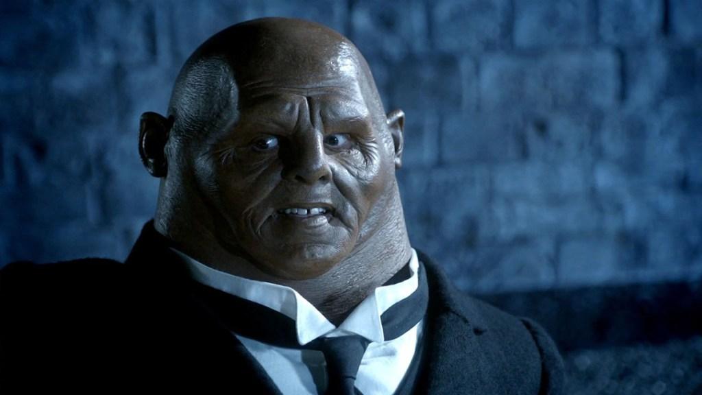 Doctor Who Dan Starkey como Sontaran Strax