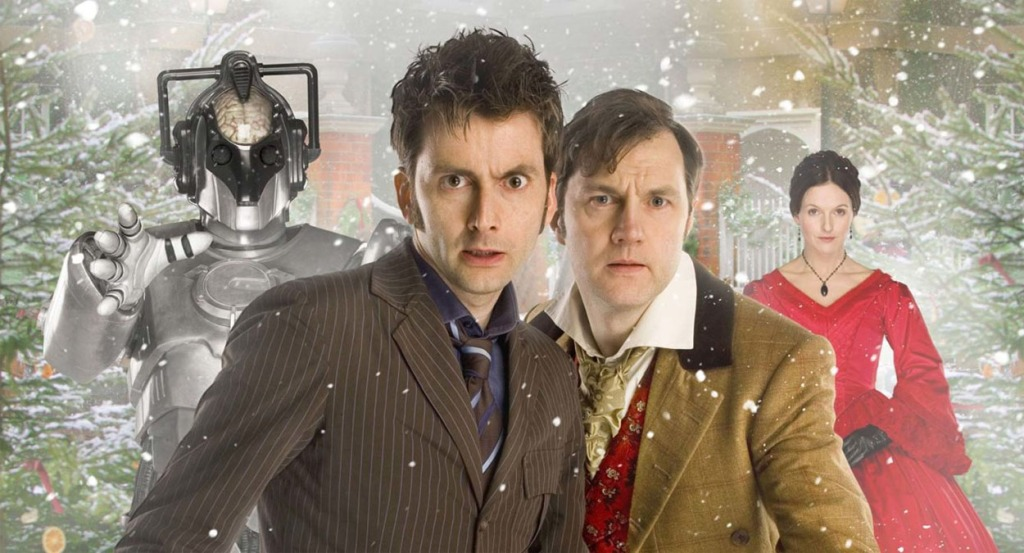 Doctor Who The Next Doctor David Tennant David Morrissey