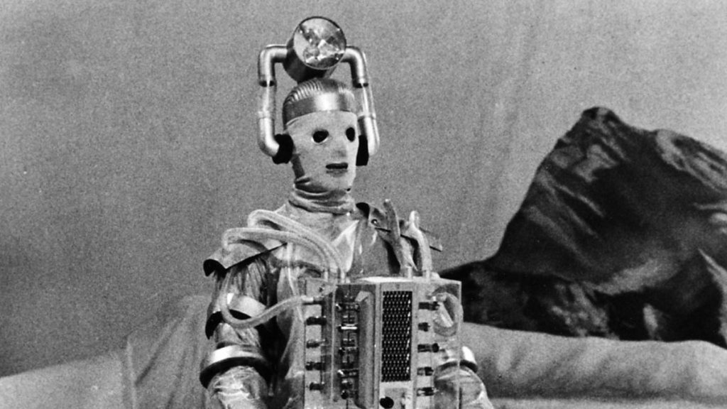 Doctor Who The Tenth Planet Cyberman