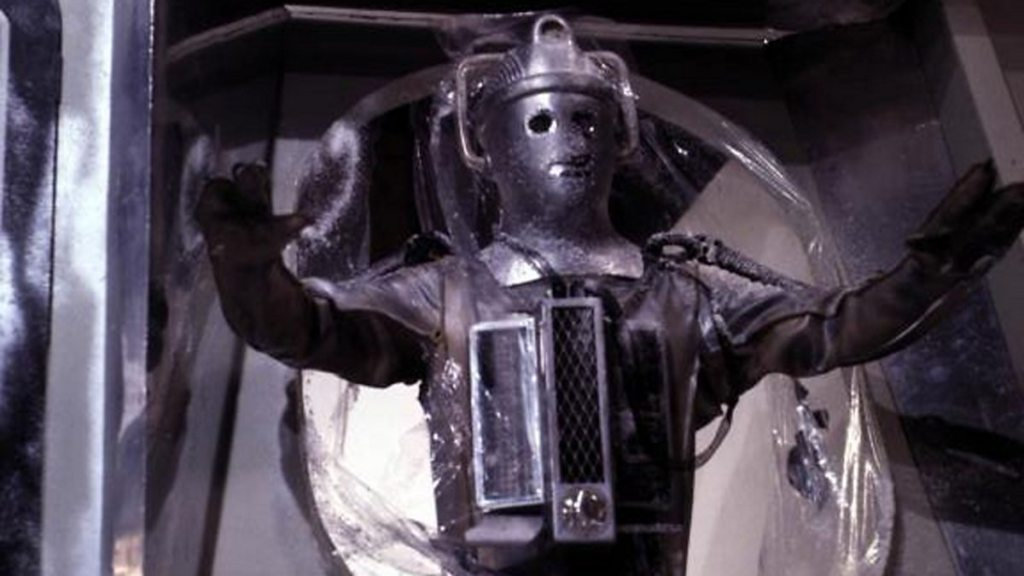 Doctor Who The Tomb of the Cybermen