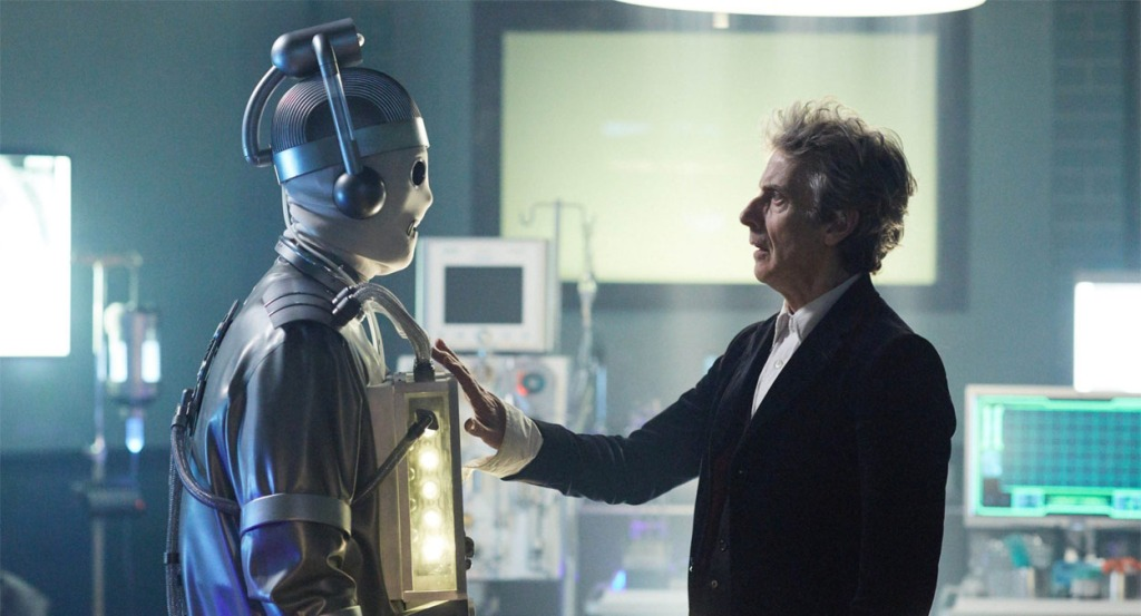 Doctor Who World Enough and Time Peter Capaldi