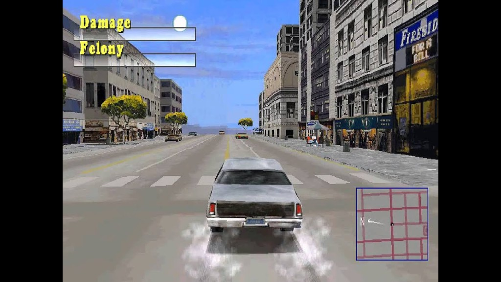 Drive PlayStation One