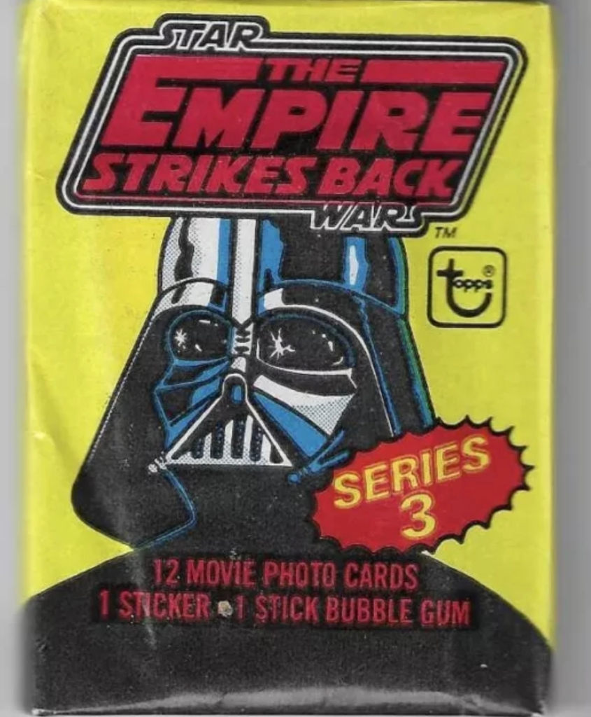 The Empire Strikes Back Series 3 Unopened Pack