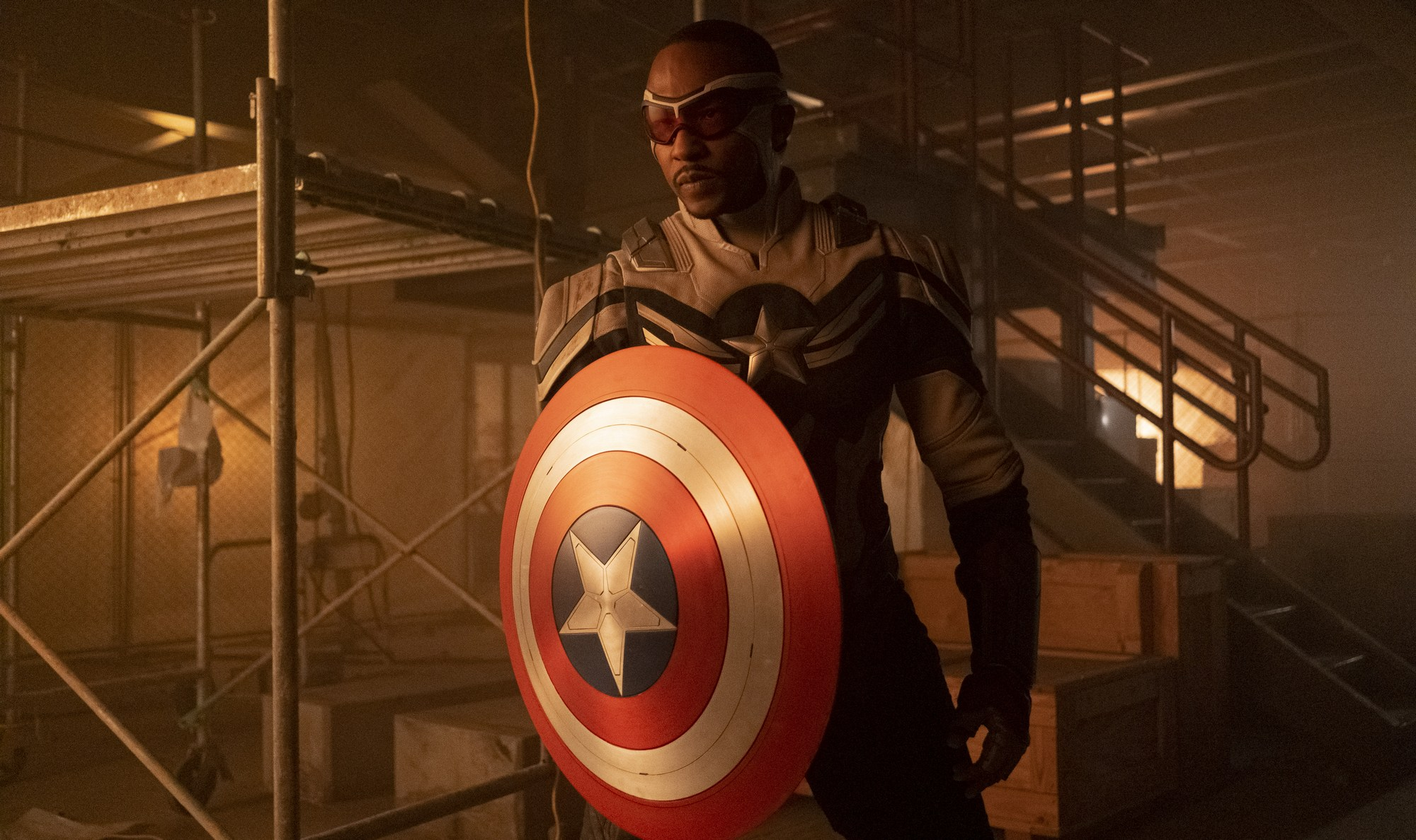 The Falcon and the Winter Soldier Considered More Captain America  Candidates - Den of Geek