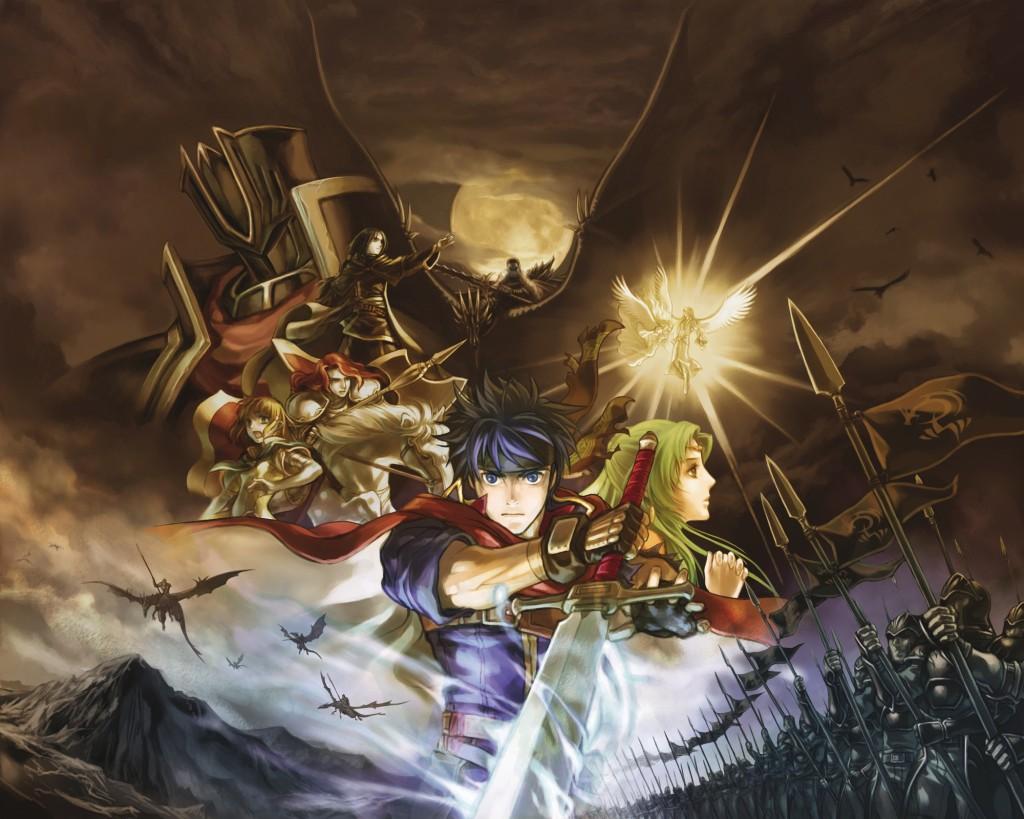 Fire Emblem: Path or Radiance GameCube